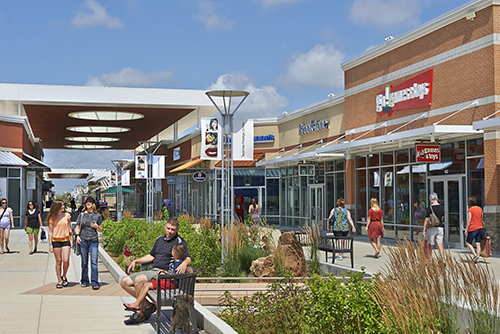 Chesterfield Outlets